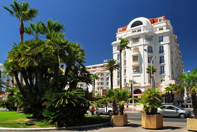 Monaco - САДЫ И ТЕРРАСЫ КАЗИНО / Сады